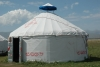 "Mongolian Yurt: ""EASY"" Portable House of Nomads"