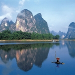 Top 5 Karst Peak Forests in China with Google Earth Links