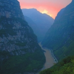 Top 10 Canyons in China w. Google Earth Links (II)