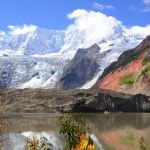 Top 6 Glaciers in China with Google Earth Links