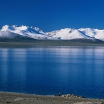 Top 5 Lakes in China with Google Earth Links