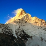 Top 10 Mountains in China w. Google Earth links (I)