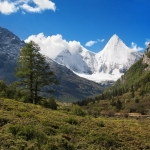 Top 10 Mountains in China w. Google Earth links (II)