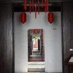 Residence of Gan Xi: its 'ninety-nine and a half' rooms