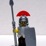 His Spear Against His Shield
